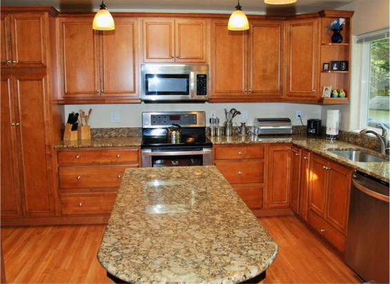Central Park Kitchen Remodeling Project
